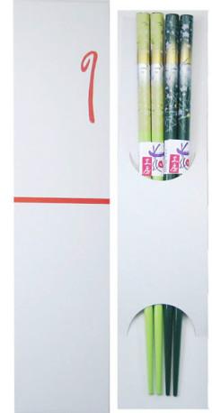 マイ箸・塗箸用箱 のし(1膳・2膳兼用)