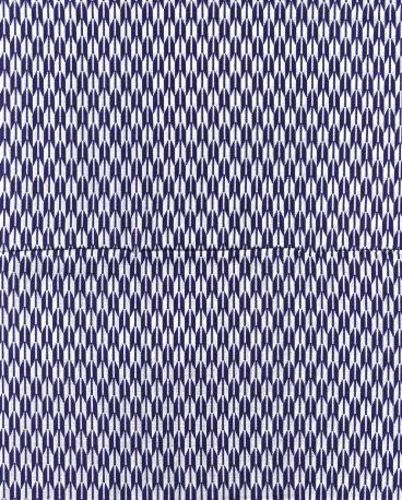 小紋手ぬぐい 矢羽 紫