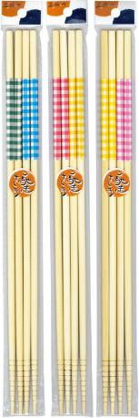 チェック菜箸2膳組